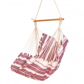 Outdoor Canvas Swing Chair - Flora