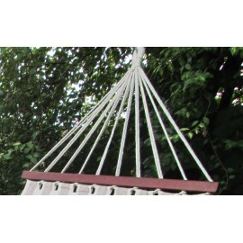 11'FT COTTON FABRIC HAMMOCK - TROPICAL