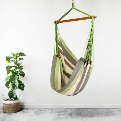 South American XL Jhula - Garden Green