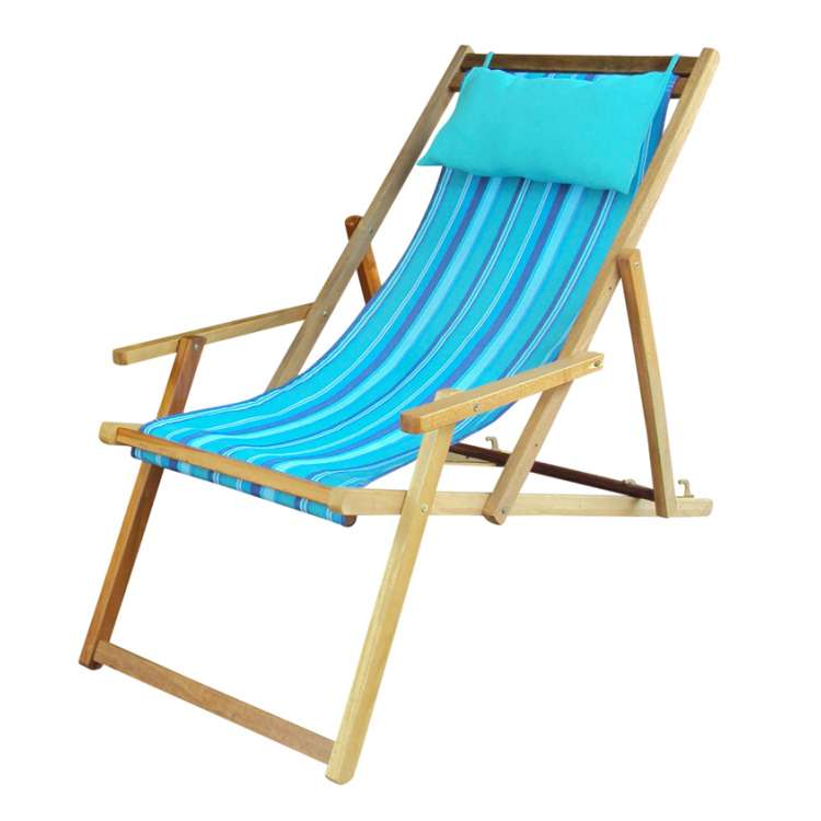 buy wooden lounge chair furniture online in india with arm rest  u0026 pillow   artic stripe hangit co in   best buy online hammock swing shopping outdoor      rh   hangit co in