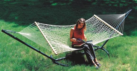 a hammock is a sling made of fabric rope or  ting suspended between two points used for swinging sleeping or resting  it normally consists of one or     hangit co in   best buy online hammock swing shopping outdoor      rh   hangit co in