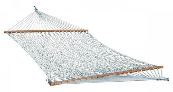 Best buy online hammock swing shopping for Make a rope hammock
