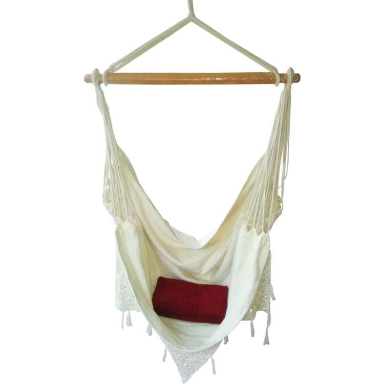 Best buy online hammock swing shopping for Fabric hammock chair swing