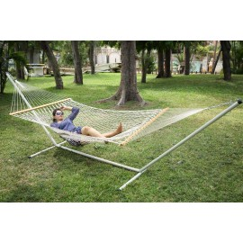 15'FT LARGE METAL HAMMOCK STAND