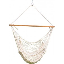 COTTON ROPE SWING - NATURAL