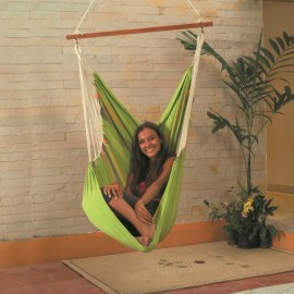 Buy Cotton Fabric Outdoor Indoor Garden Swing Furniture in India