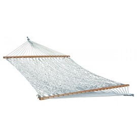 13'FT LARGE COTTON ROPE HAMMOCK - IN INDIVIDUAL BOX