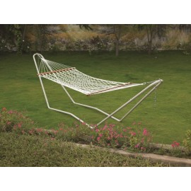 36''W X 11'FT POLYESTER ROPE HAMMOCK -IN INDIVIDUAL BOX