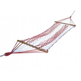 3' Feet Wide Crestwood UV Res Rope Hammock - Single Person Use