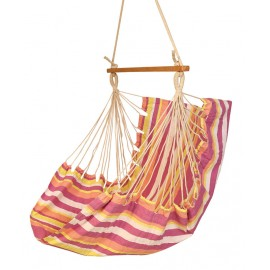 Outdoor Canvas Swing Chair - Rainbow