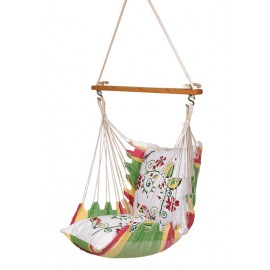 Casual Hammock Chair with Pillow Set