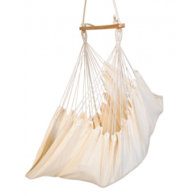 Outdoor Canvas Swing Chair - Natural