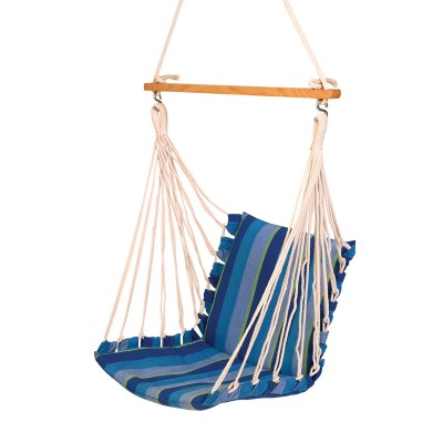 COTTON SOFT SWING - BLUE STRIPE