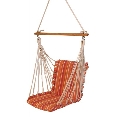 COTTON SOFT SWING - ORANGE STRIPE