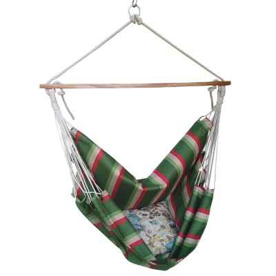 Summer Striped Indoor Swing | Ideal replacement for Cane Hanging Chair in India
