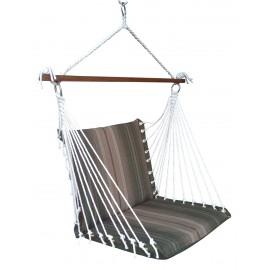 Premium Outdoor Garden Swing Furniture - Canon Stripes