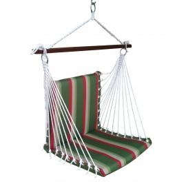 Polyester Premium Cushioned Garden Swing with Best Price in India