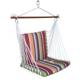 Premium Indoor Swing Furniture - Calypso Stripes