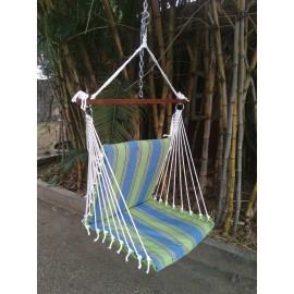 Premium Outdoor Garden Swing Furniture - Garden Stripes