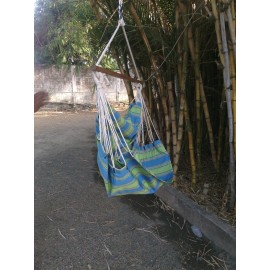 Parrot Striped Swings For Indoor Inside Home Garden for Adults in India