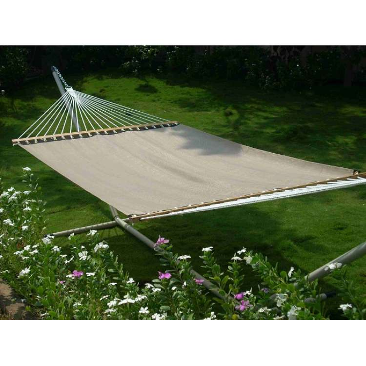 swimming pool side use quick dry fabric hammock furniture   brown hangit co in   best buy online hammock swing shopping outdoor      rh   hangit co in